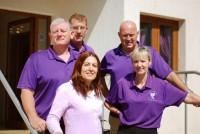 Garry, Maria, Raymond, David & Maureen